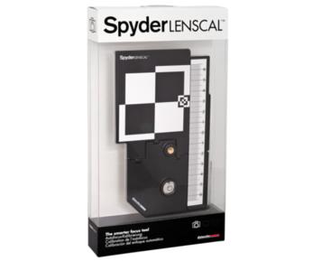 Datacolor Spyder LensCal 校准蜘蛛 跑焦检测 单反相机跑焦解决