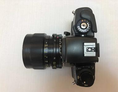 R4胶片机及35-70mm镜头