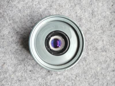 全画幅35mm/4高锐度特色线扫镜头改制的全能手动镜头