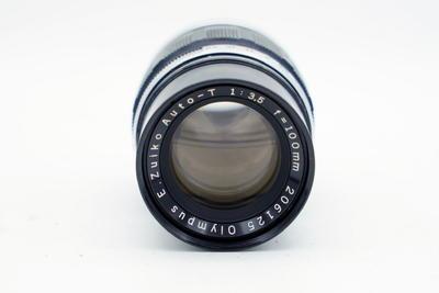 奥林巴斯 100mm F3.5 半格机镜头
