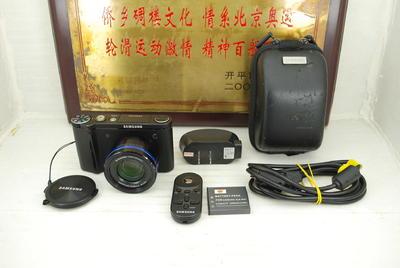 Samsung/三星 NV7 OPS 蓝调 数码长焦相机 家用便携 CCD 光学防抖