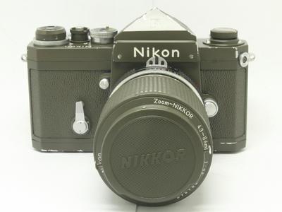 Nikon F+43-86 军绿版(6803)