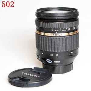 腾龙 SP AF 17-50mm f/2.8 XR Di II VC(B005)尼康口编号502