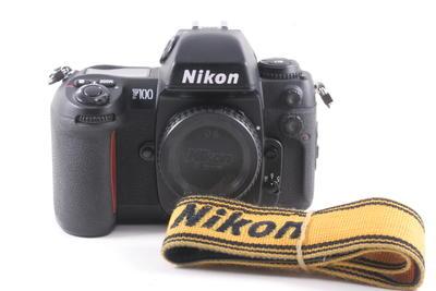 93/尼康 Nikon F100 胶片相机