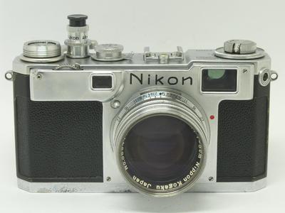 Nikon S2+50/1.4 S,C(1982)