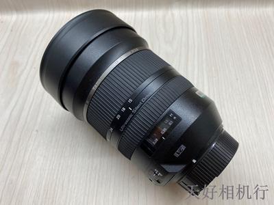《天津天好》相机行 99新 腾龙SP 15-30/2.8Di VC尼康口
