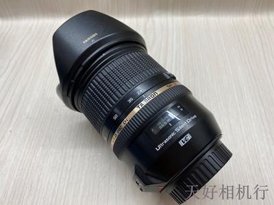 《天津天好》相机行 97新 腾龙24-70/2.8 Di VC 佳能口