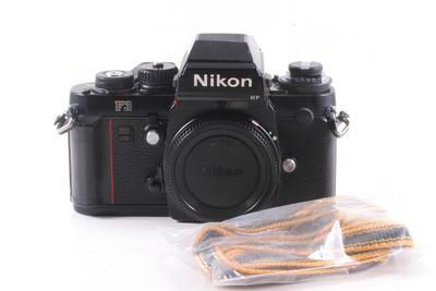 93新 Nikon/尼康 F3T HP顶 ( 黑色钛金机身 )
