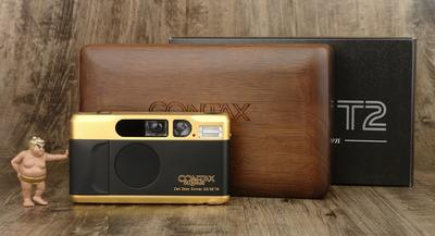 CONTAX T2 60周年 极美品