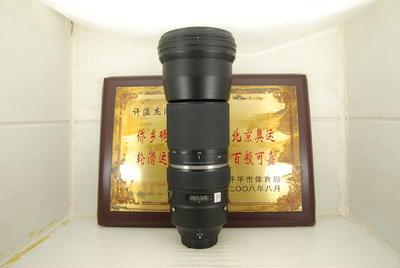 尼康口 腾龙 150-600 F5-6.3 VC USD A011 超长焦单反镜头 防抖