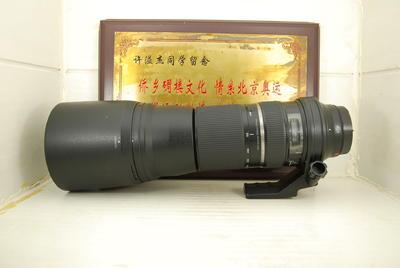佳能口 腾龙 150-600 F5-6.3 VC USD A011 超长焦单反镜头 防抖