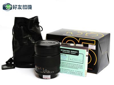 康泰时 Distagon  35/1.4 AEG镜头 35mm 德产 CY/YC口 *99新连盒*