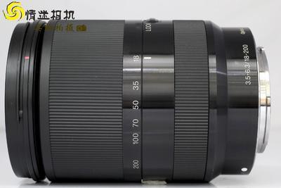 索尼 E 18-200/3.5-6.3 OSS(SEL18200)(NO:5498)