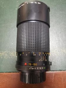 美能达MD75-150 F4