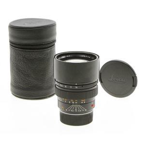 徕卡 Leica M 75/1.4 SUMMILUX-M E60 德产 11810