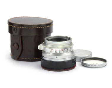 徕卡 Leica M 35/2 SUMMICRON 加产 8枚玉