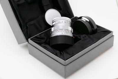 徕卡 Leica M 50/2 50周年纪念版 带包装