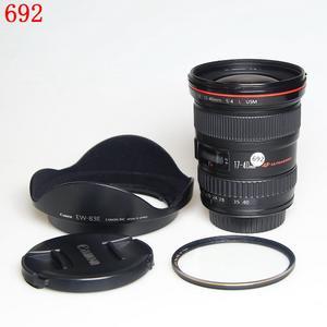 佳能 EF 17-40mm f/4L USM红圈广角镜头编号692