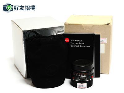 徕卡 Summarit-M 50/2.5 E39镜头 6Bit 50mm #11644 *98新连盒*