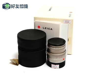 徕卡/Leica Summicron-M 50/2 镜头 50mm F2 钛版 *99新连盒*
