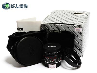 柯尼卡/Konica M-Hexanon 28/2.8镜头 广角 徕卡M口  *99新连盒*