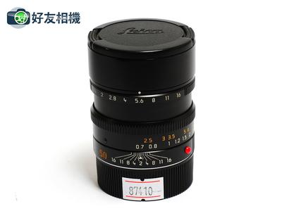 徕卡 M 50/1.4 ASPH. E46 镜头 50mm F1.4 带6Bit #11891