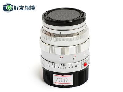 徕卡/Leica Summilux 50mm F/1.4 M 镜头 第一代