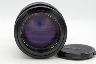 尼康135mm F2.8 好成色
