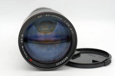 图丽AT-X 80-200 F2.8 奥林巴斯OM口 极美品好成色