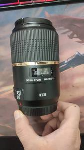 腾龙 SP 90mm f/2.8 Di MACRO 1:1 VC USD(Model F004)