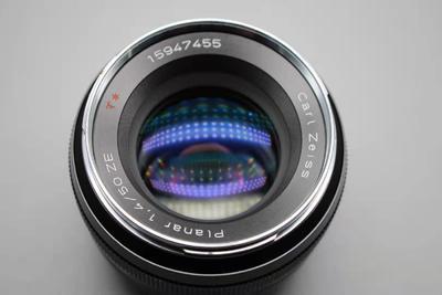 卡尔.蔡司Milvus 50mm f/1.4
