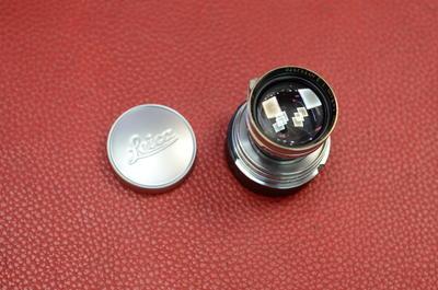 Leica徕卡summita M50 2银色镜头
