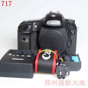 佳能 7D 双处理器单反相机编号717