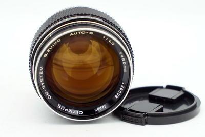 奥林巴斯OM 55 1.2 极美品好成色
