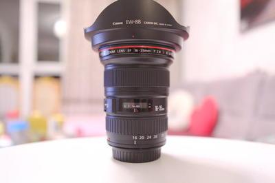 佳能 EF 16-35mm f/2.8L III USM