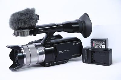 索尼 NEX-VG30E(18-55套机)