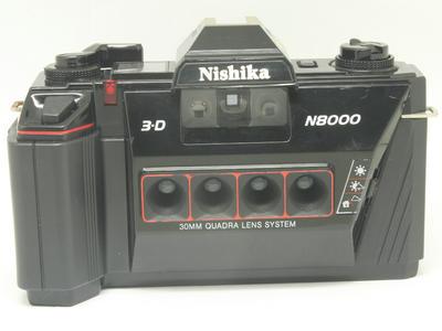 NISHIKA N8000 3-D 立体相机(2146)