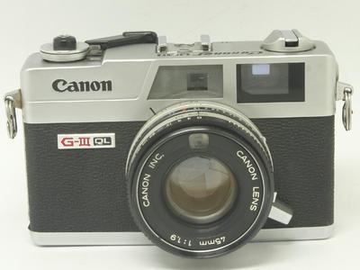 佳能 Canonet QL19 G-III(2142)