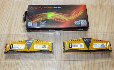 威刚DDR4内存 游戏威龙16G*2