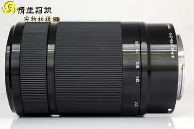 【半画幅中长焦镜头】索尼55-210/4.5-6.3 OSS E(NO:0731)*