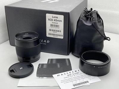 哈苏 X1D-50c  哈苏中画幅数码 X1D用的 xcd45/3.5镜头