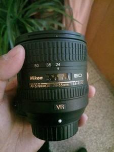 尼康 AF-S 24-85mm f/3.5-4.5G ED VR