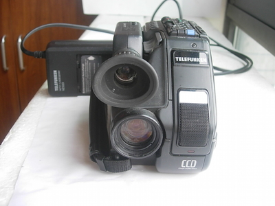 很新德律风根VM4450摄像机,收藏
