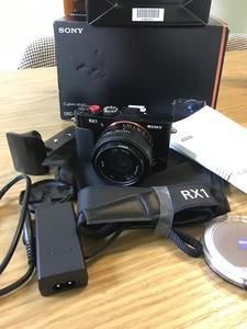 过保行货索尼黑卡 SONY RX1