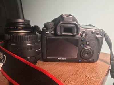 佳能 6D 快门不过千送50.1.8三代镜头