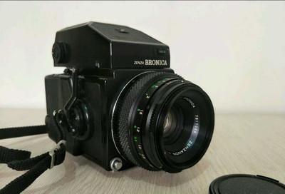勃朗尼卡ETRS120胶片相机