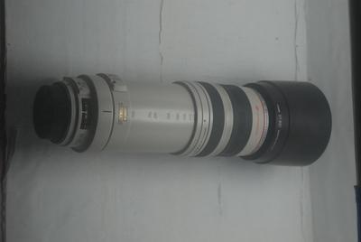 佳能 EF 100-400mm f/4.5-5.6L IS USM(大白) 成色98新 一代