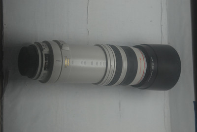 佳能 EF 100-400mm f/4.5-5.6L IS USM(大白) 成色98新 一代