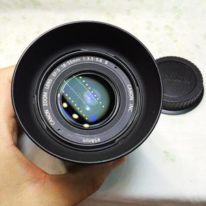 Roc___350元Canon/佳能 EF-S 18-55mm F3.5-5.6 II 二代遮光罩