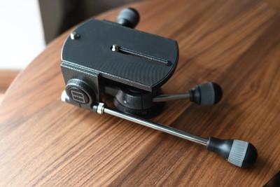 捷信 G1570M 5号重型相机三向云台